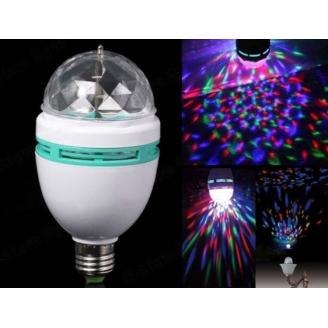 Лампа мульти 3 Вт + патрон
