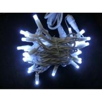 Гирлянда 140 LED (70LED) белый светод. прозрачный провод