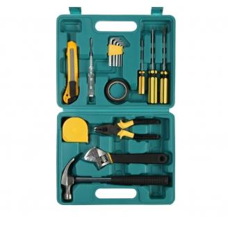 Набор инструментов в кейсе LOM  15 предметов 4193182