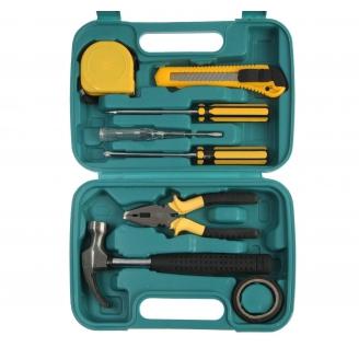 Набор инструментов в кейсе LOM 23 февраля 8 предметов 4193186