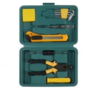 Набор инструментов в кейсе LOM  11 предметов 5353729