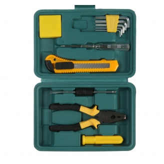 Набор инструментов в кейсе LOM 23 февраля 11 предметов 5353729