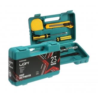Набор инструментов в кейсе LOM  7 предметов 5353731