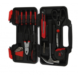 Набор инструментов в кейсе TUNDRA 23 февраля 39 предметов