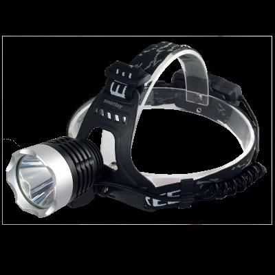 SMARTBUY Фонарь SBF-HL023 аккумуляторный, налобный, 5 Вт LED