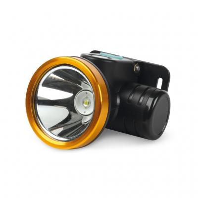 SMARTBUY Фонарь SBF-HL030, светодиодный, аккумуляторный, налобный 3 Вт LED