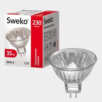 Галогенная лампа Sweko SHL-JCDR-35-230-GU5.3