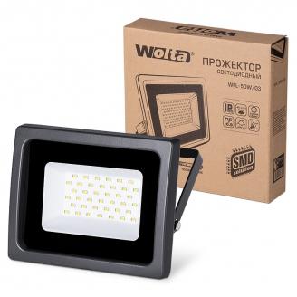 Wolta Прожектор WFL- 50W/03, 5500K, SMD, IP65