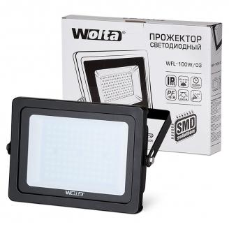 Wolta Прожектор WFL-100W/03, 5500K, SMD, IP65
