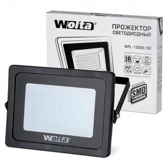 Wolta Прожектор WFL-150W/03, 5500K, SMD, IP65