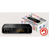 Word Vision Цифровой ТВ ресивер TV DVB-Т2 (T62Д)